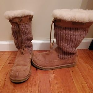 Ugg Sweater boots tall